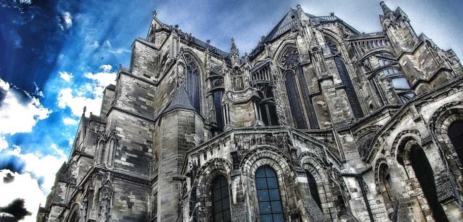 Basilique de Saint Quentin 6