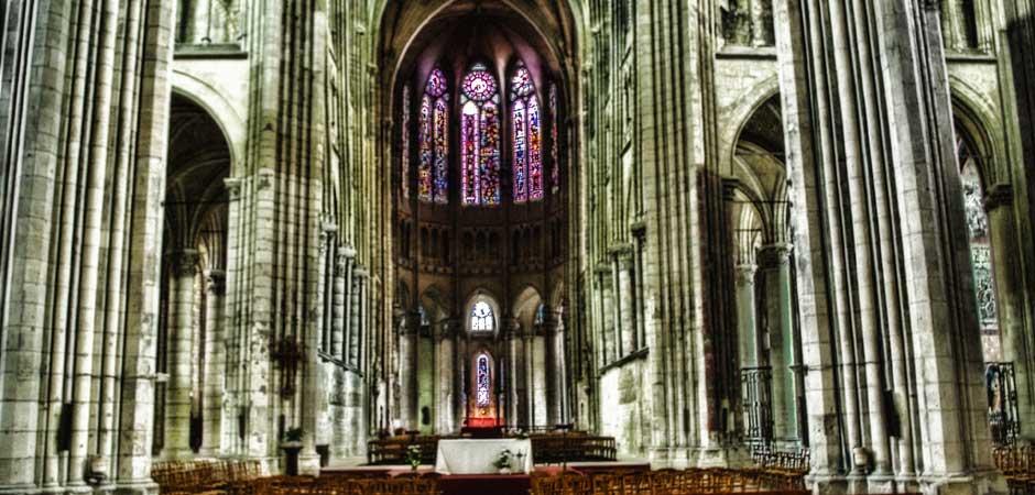 Basilique de Saint Quentin 8