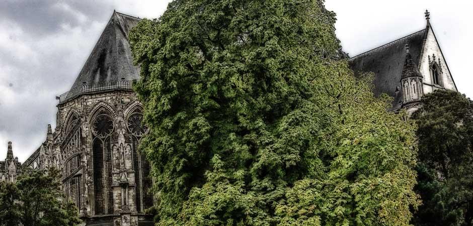 Basilique de Saint Quentin