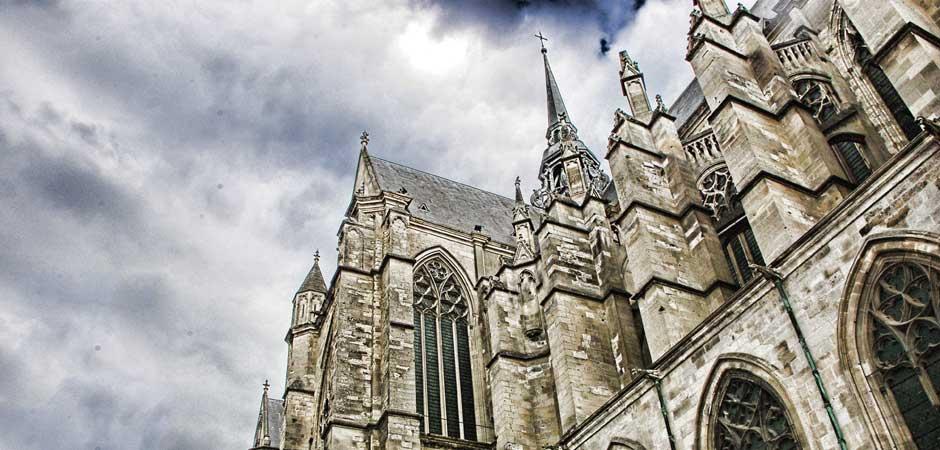 Basilique de Saint Quentin 12