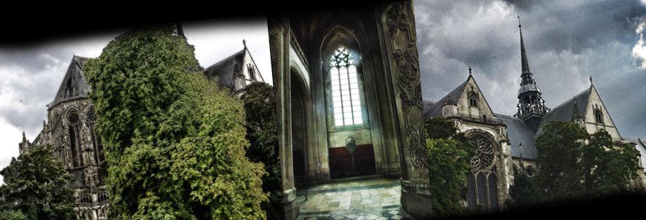 Galerie Basilique de Saint Quentin